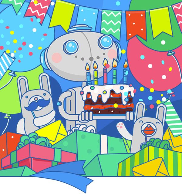 С Днём рождения (600x641, 352Kb)