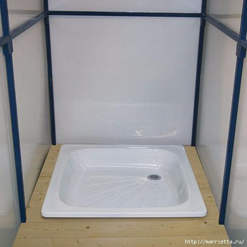 Как построить летний душ для дачи своими руками (2) (500x500, 92Kb)