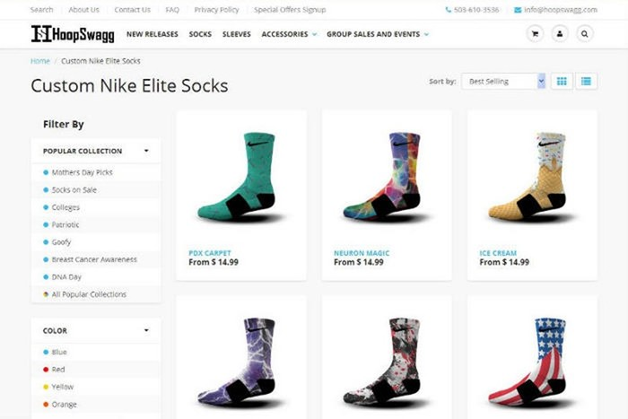 17 летний подросток заработал миллион с продажи носков