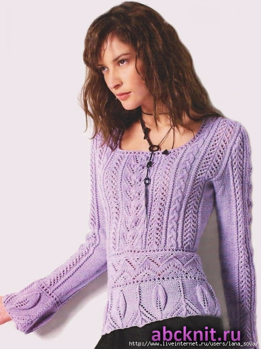 vyazani-pulover-azhurni (522x700, 238Kb)