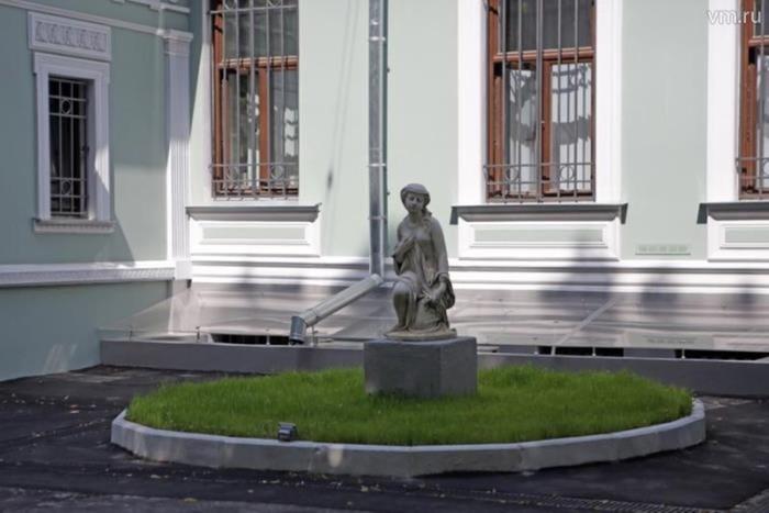 Самый популярный реквизит талисман киностудии «Мосфильм»