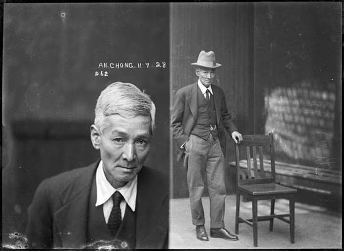 Американские преступники начала 20-го века - фотографии