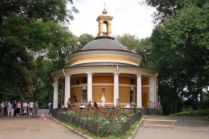 Фото: Памятні місця Києва на листівках 1911 року та сьогодні