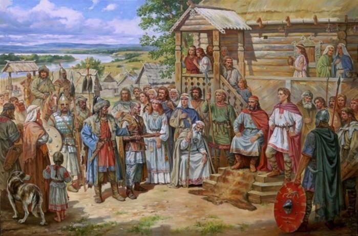 Поширенні помилки про походження й історію слов'ян