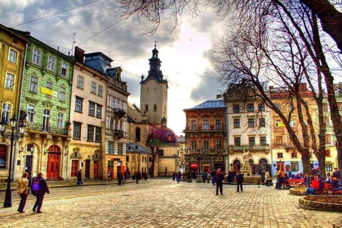 Топ 10 найромантичніших міст України