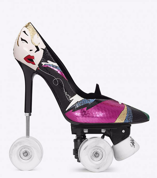 роликовые туфли на шпильке от Yves Saint Laurent 5 (618x700, 167Kb)