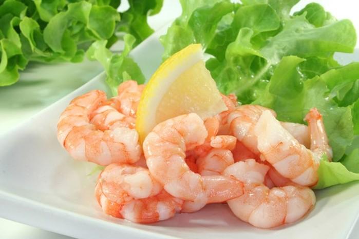 Маринованные креветки. Рецепты вкусных блюд