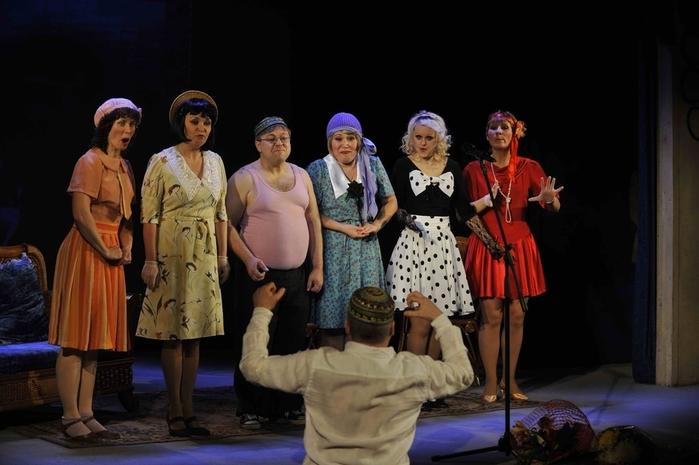 Театральные «капустники» - старинный русский обычай