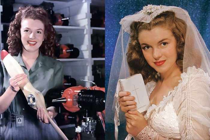 История кино: 20 редких фото неизвестной Мэрилин Монро