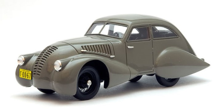 Exclusive car models of the Soviet automobile industry