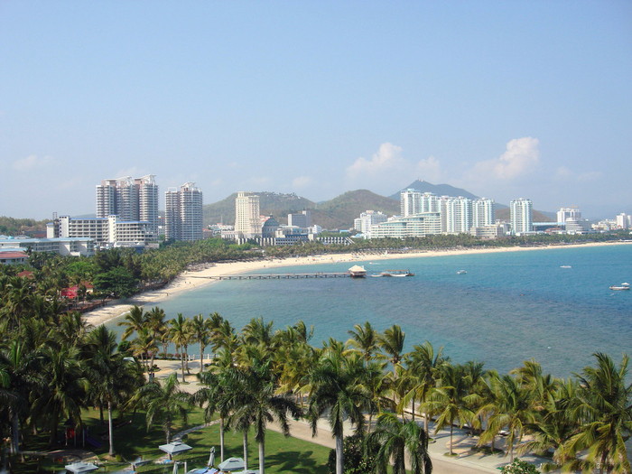 китайский курорт хайнань 3 (700x525, 491Kb)