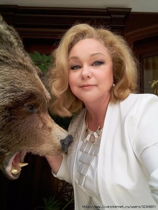 2 с медведем (525x700, 268Kb)