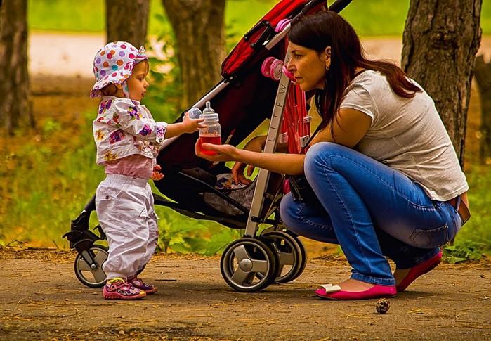 Юмористическое пособие будущим родителям