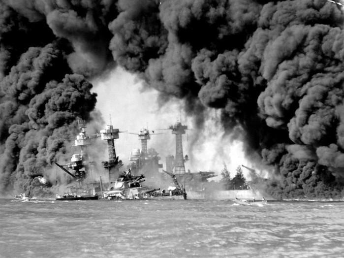 Перл Харбор   «черный день» в истории США
