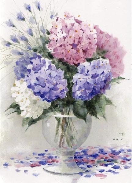 акварельные цветы 3 (432x600, 256Kb)