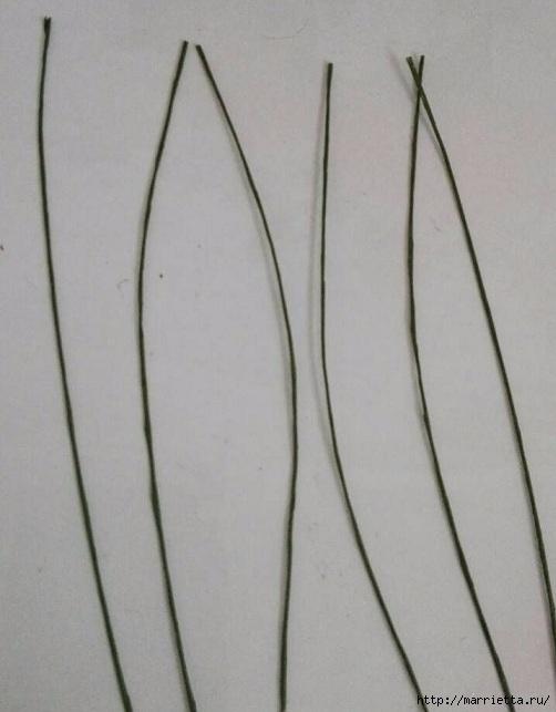 Цветы ЛИЛИИ из гофрированной бумаги. Мастер-класс (18) (502x643, 130Kb)