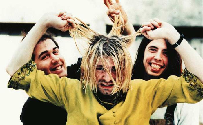 Nirvana   кто ключевая фигура группы?