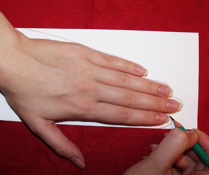 Как сделать руку тоньше на