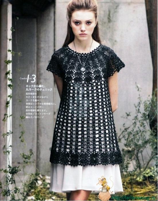 Черное платье крючком со схемой вязания/3071837_271 (551x700, 303Kb)