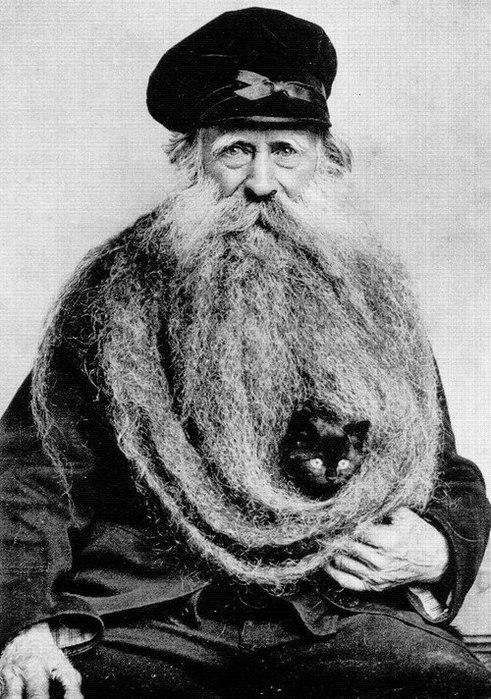 Смотритель маяка,конец XIX века. Котика нашли (491x700, 117Kb)