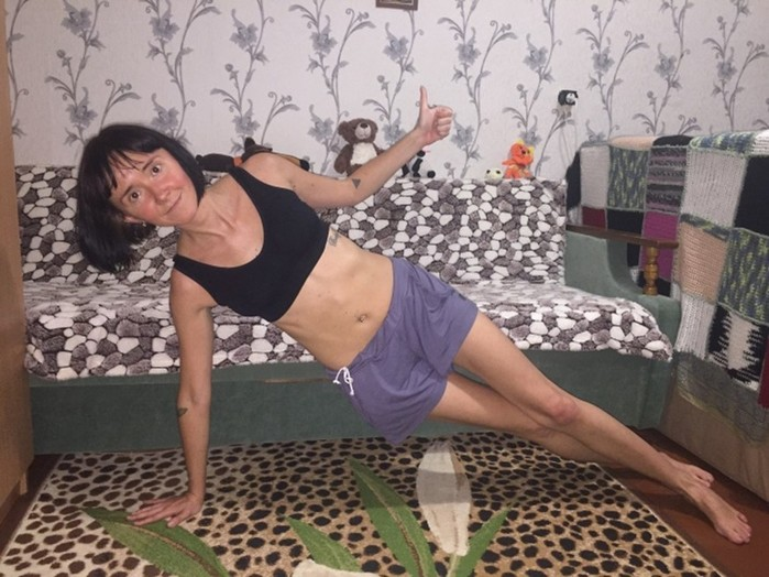 5 простых йога-упражнений, чтобы подтянуть живот в домашних условиях!