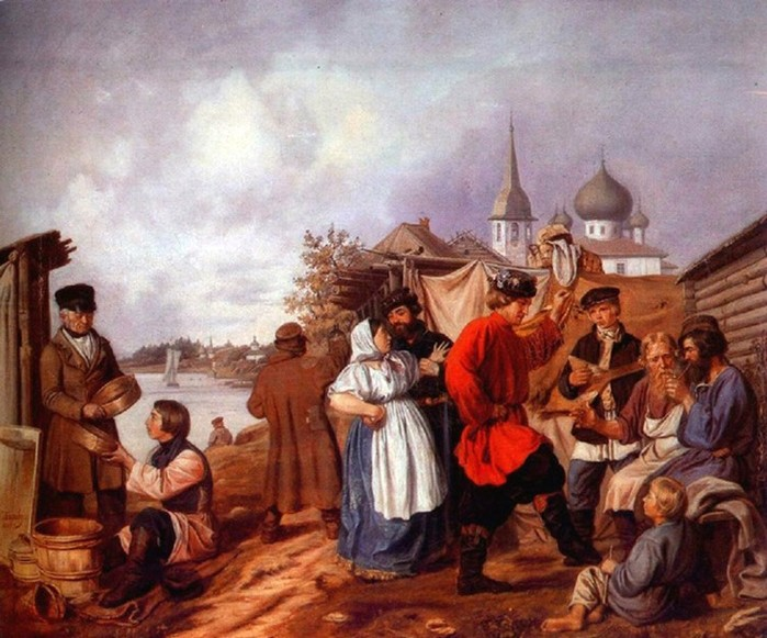 Entertaining history of Russian surnames