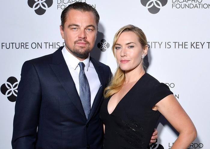 Кейт Уинслет рассказала об отношениях с Леонардо Ди Каприо