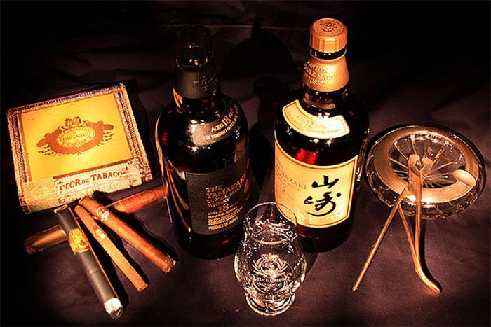 Японский виски Suntory — самый молодой виски в мире