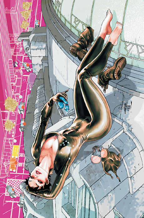 art-Stanley-Lau-DC-Comics-Supergirl-173480 (460x700, 502Kb)