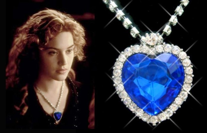 Загадки кулона «Сердце океана» из фильма «Титаник»
