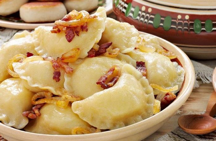 Пироги (виріб ізтіста значинкою)