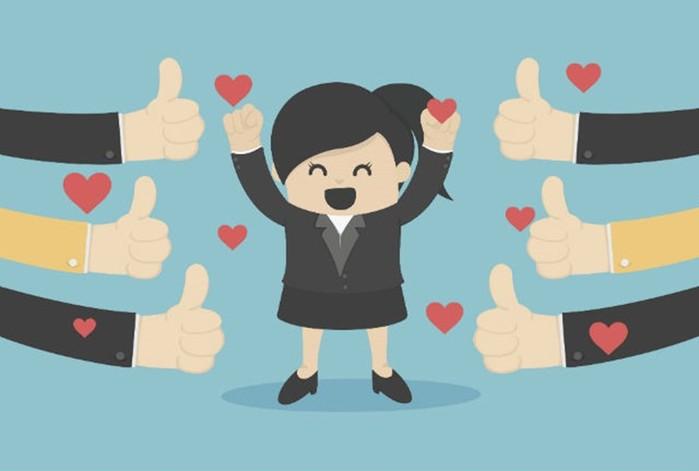 Практическая психология: Зачем хвалить коллег и подчиненных