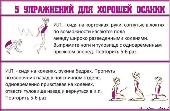 """alt=""""5 упражнений для красивой осанки""""/2835299_5_yprajnenii_dlya_krasivoi_osanki1 (700x455, 196Kb)"""