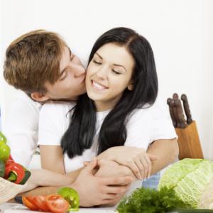 Как начать совместную жизнь с мужчиной