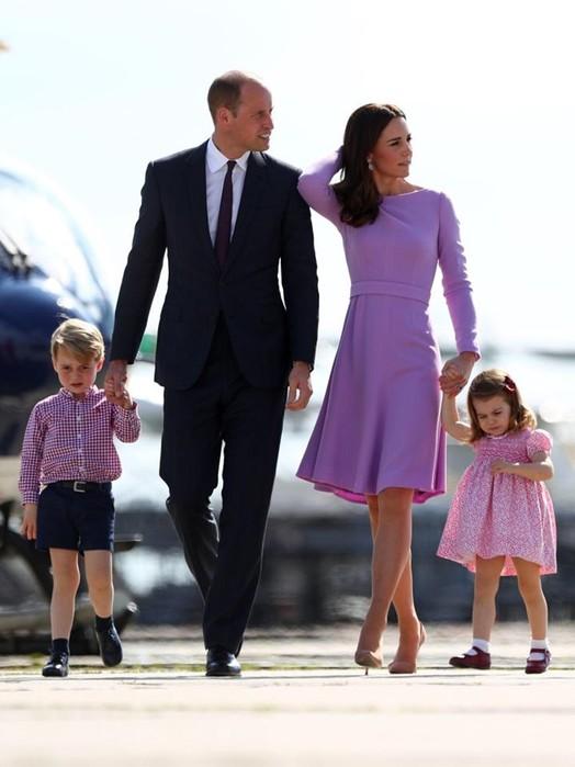 Герцогиня Кембриджская готовится стать мамой в третий раз