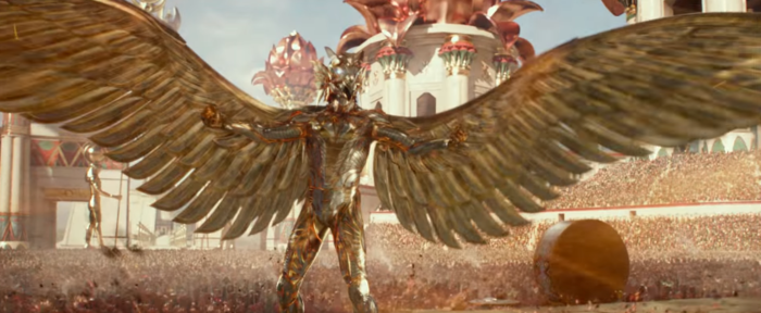 Захватывающая подборка фантастических фильмов мифологий