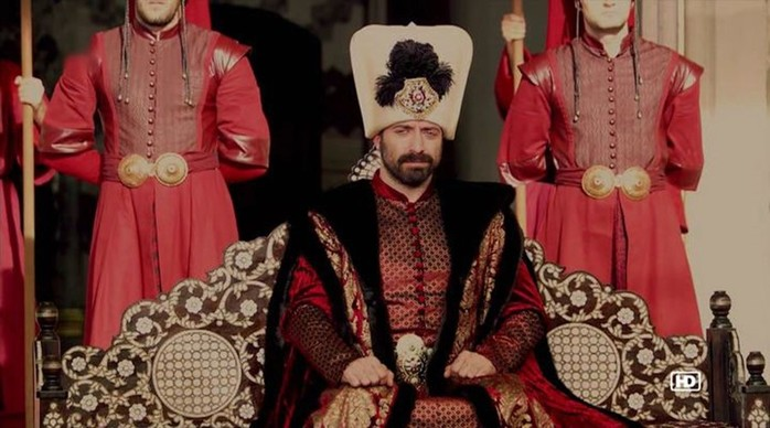 «Великолепный век» — самый лучший турецкий сериал!