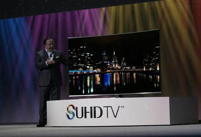 Компания Samsung представила телевизоры нового поколения SUHD