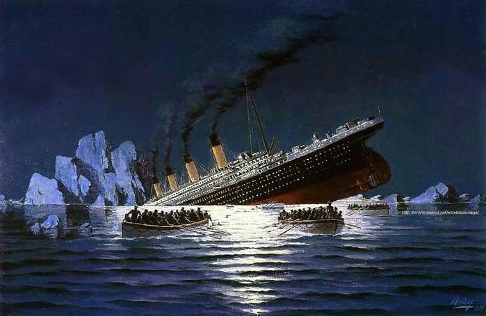 Малоизвестные факты о Титанике