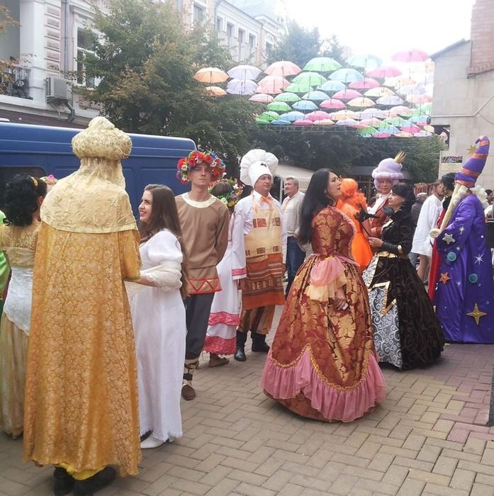 Національний мистецький фестиваль. Кропівницький 2017