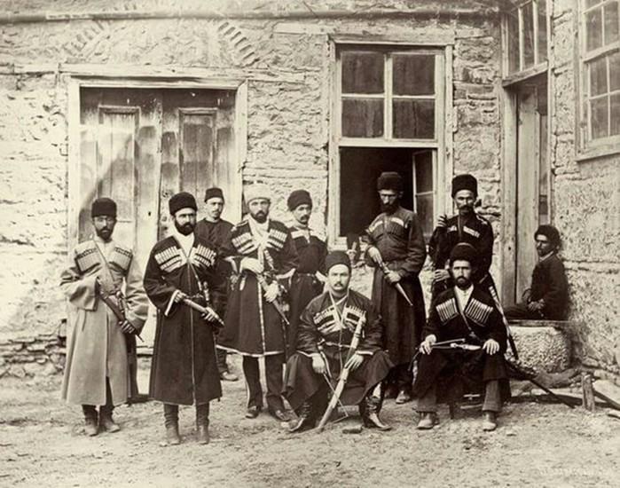 Сколько горцев уехало во время Кавказской войны