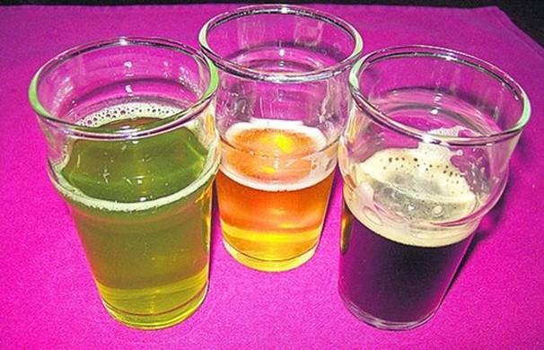 Цветное пиво — не только японский креатив