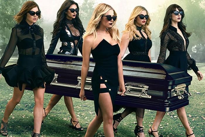 Как наряжаются знаменитости на похороны других знаменитостей