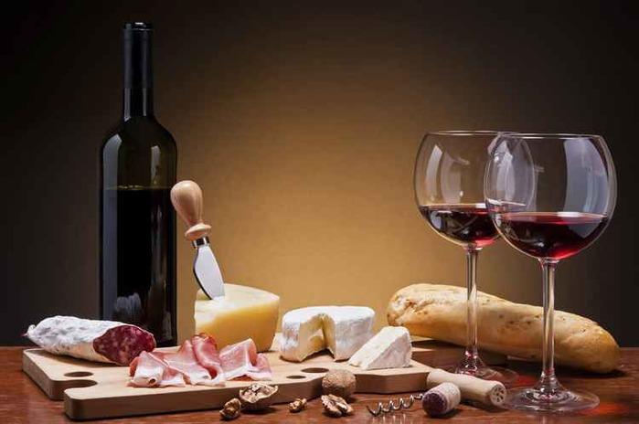 Как пить вино правильно?