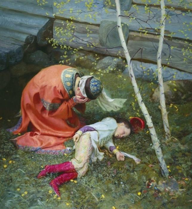 «Угличское дело»: что произошло в 1591 году с царевичем Дмитрием