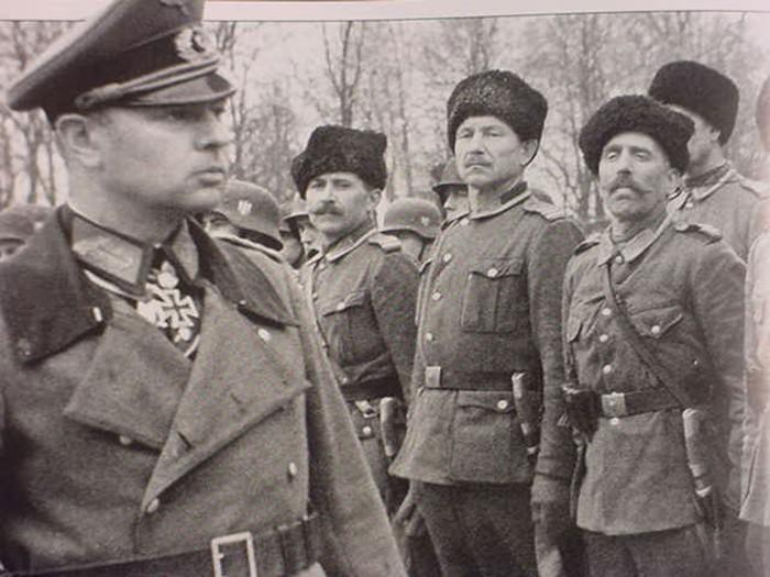 Гельмут Паннвиц: почему немец стал казачьим атаманом предателей