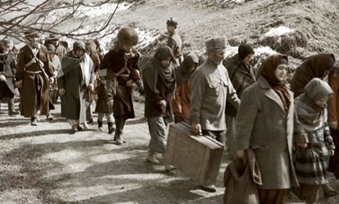 Как чеченцы после депортации вернулись домой