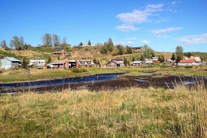 Нинильчик   русская деревня на Аляске