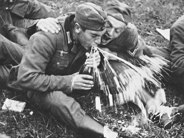 Трофеи, которые гитлеровцы вывозили с оккупированной территории СССР