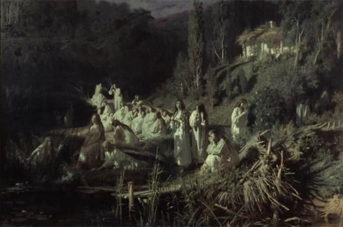 Самые мистические картины русских художников